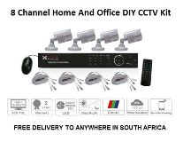 CCTV HOME AND OFFICE DIY KITS Cape Town