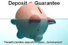Deposit Guarantee Cape Town