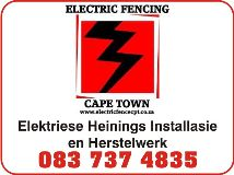 Foto de Electric Fencing Cape Town