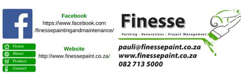Finesse Painting Stellenbosch
