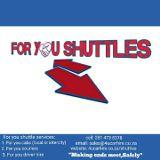 for you shuttles Mthatha