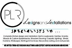 PLR Designs & Installations Pretoria