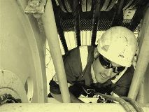 Rope Access Inspection Cape Town