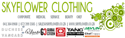 Foto de SkyFlower Clothing - The Best Quality Apparel, Workwear and Uniforms at Factory Prices. Bulk Discounts Available