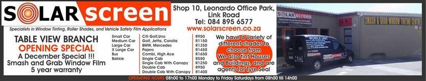 Fotos de Solar Screen Tableview