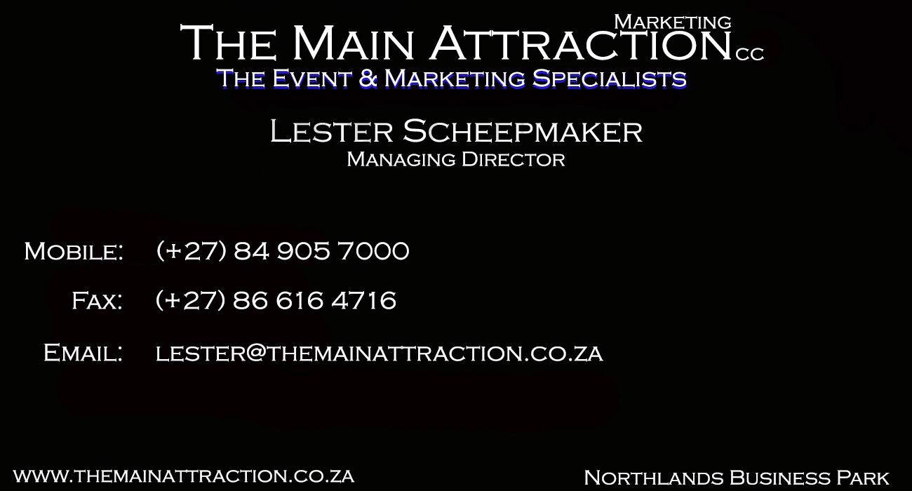 Foto de The Main Attraction Marketing