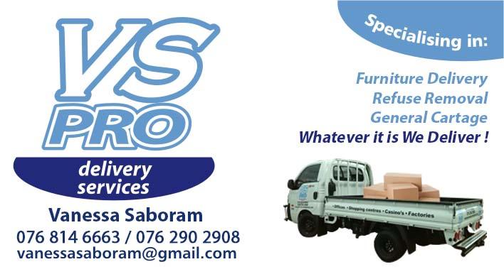 Foto de Vs Pro Delivery Services